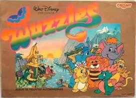 figuritas Album wuzzles cromy venta y canje