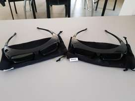 Anteojos 3d Sony. sin Uso