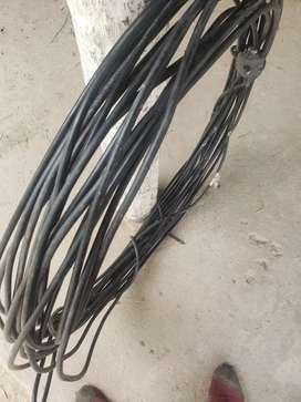 Cable presamblado