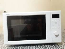 Vendo. Horno microondas con grill sin uso marca Atma