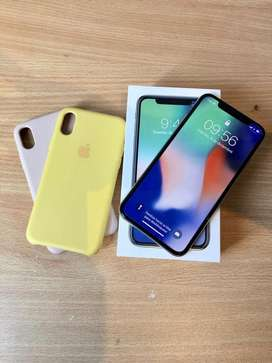 Iphone X 64gb *Sin detalles*