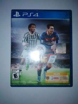 Remato Juego Fifa 16 PS4