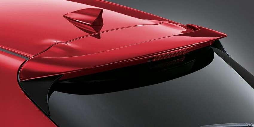 Mazda Antena Tiburon 0