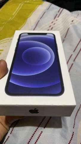 Iphone 12 mini black 128gb NUevo