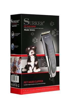 Maquina Cortadora de pelo Profesional para Mascotas, aseo y limpieza para perros y gatos.