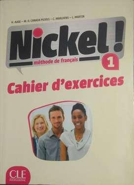 Nickel 1 Cahier d´exercises