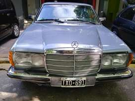 Mercedes Benz Ce280 Coupe 1986 Original