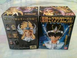 Saint Seiya Mask Collection