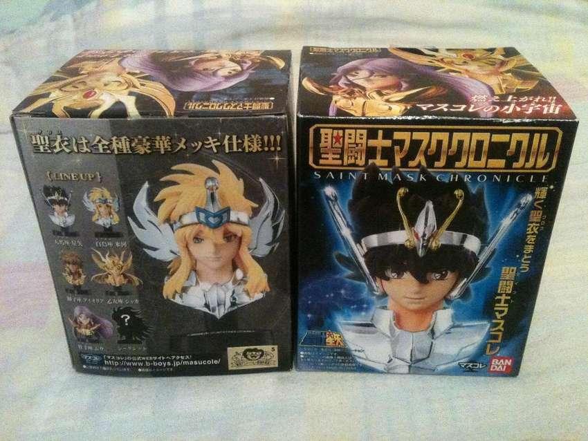 Saint Seiya Mask Collection