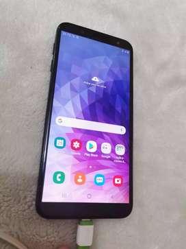 Samsung j6 2018 de 32gb