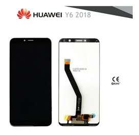 Display Huawei Y6 2018 Original Lcd Touch Pantalla
