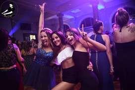 Servicio DJ Minidisco fiestas teens adolescentes cumpleaños