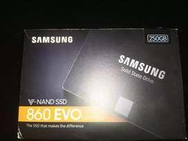 Disco Solido Samsung Ssd 250gb 860evo  Pc-portatil