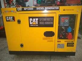 Generador eléctrico caterpillar trifasico