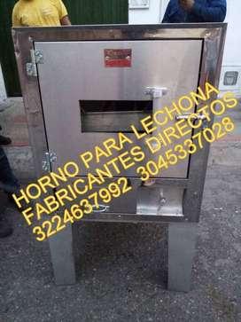 HORNOS PARA LECHONAS