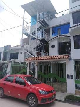 Se vende casa en estreno de 4 pisos en ocacion
