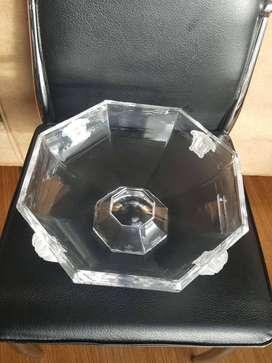 frutero en crystal de Versace - vendo cambio