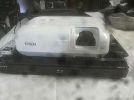 Se Vende Videobeam Epson S6 Y Bluray Son