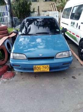 Chevrolet swti