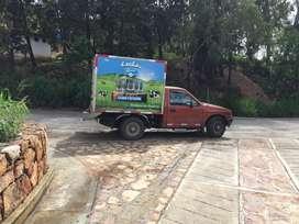 Chevrolet luv furgón con trabajo