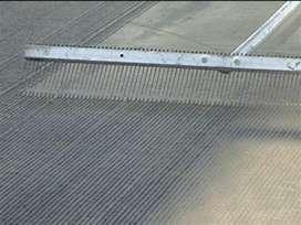 Rastrillo texturizador para pavimento