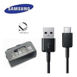 Cable datos tipo C Orig Carga Rapida S8 S8 plus S9 S9 plus S10 s0 Plus