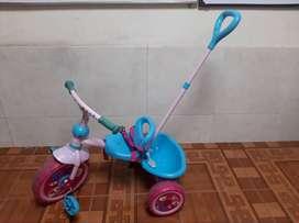 TRICICLO GW INFANTIL (NIÑOS ENTRE 1 Y 6 AÑOS) USADO