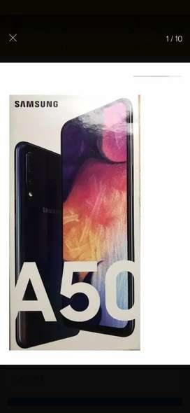 SAMSUMG GALAXY A50 64GB VENDO O CAMBIO A iPHONE