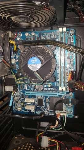 Combo Intel 1155
