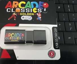 Arcade USB de 32 GB retro miles de juegos