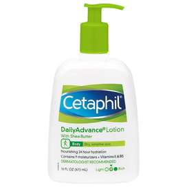 Cetaphil DailyAdvance Lotion/Loción Ultra Humectante