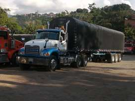 Tracto camión mak con motor 400 bi cam fórmula 3