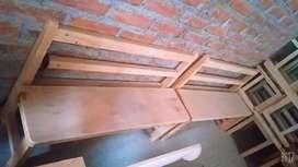 Muebles de comedor y sala
