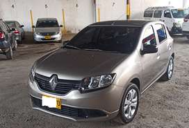 Renault Sandero 1.6 Mt  2018 Beige Cendre