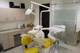 Alquiler de consultorio odontológico medio tiempo.