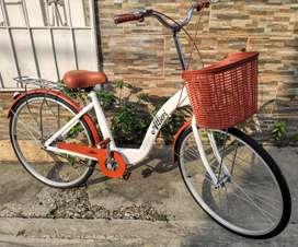 Bicicleta Vintage Urbana