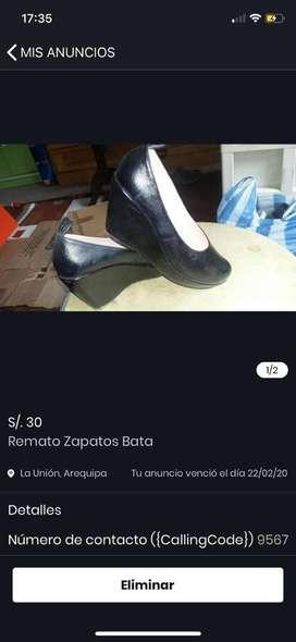 Zapato bata