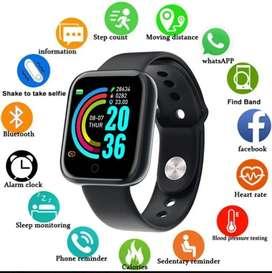 Monitorea tu salud y tus redes sociales dónde quiera que vaya, reloj inteligente