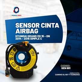 SENSOR CINTA AIRBAG HYUNDAI GRAND I10 15-ON MOBIS ORIGINAL