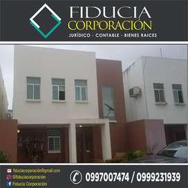 Hermosa Casa en Venta Ciudad Verde Machala