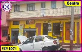 CxC Venta Departamento  Local, San Juan, Centro de Quito, Exp. 1071
