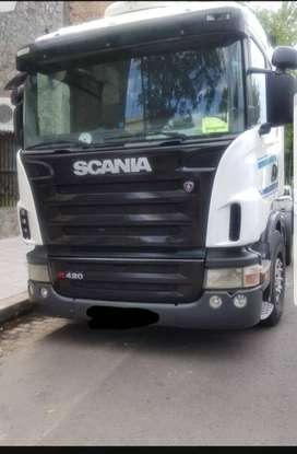 Scania R 420 . Año 2005.