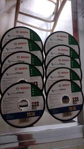 disco de corte Bosch para amoladora