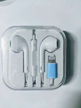 Auriculares earpods lightning iPhone