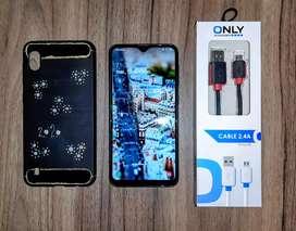 Samsung Galaxy A10 Blue 32GB Dual SIM Libre de Fábrica
