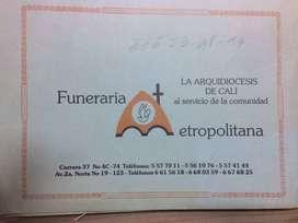 Vendo Dos Lotes  Dobles (1 Metropolitano Sur - 1 Jardines Aurora)