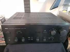 Amplificador Yamaha AX-750 Planta