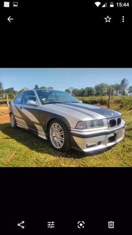 Vendo BMW 323ti nafta