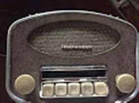 radio blaupunkt y telefunken  vw escarabajo split porsche