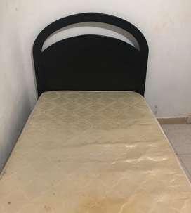 2 camas sencillas
